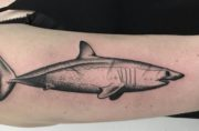 30 Tattoos by Tom Ffoulkes from Brighton