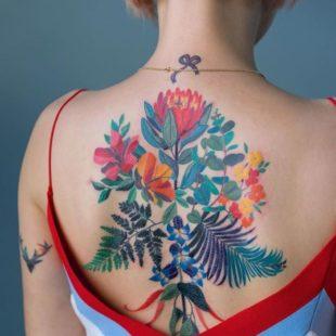50+ Tattoos by Zihee Tattoo from Seoul
