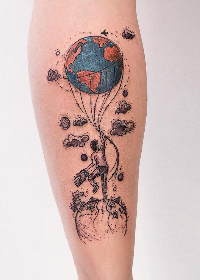 80 Artistic Tattoos By Robson Carvalho From Sao Paulo Thetatt