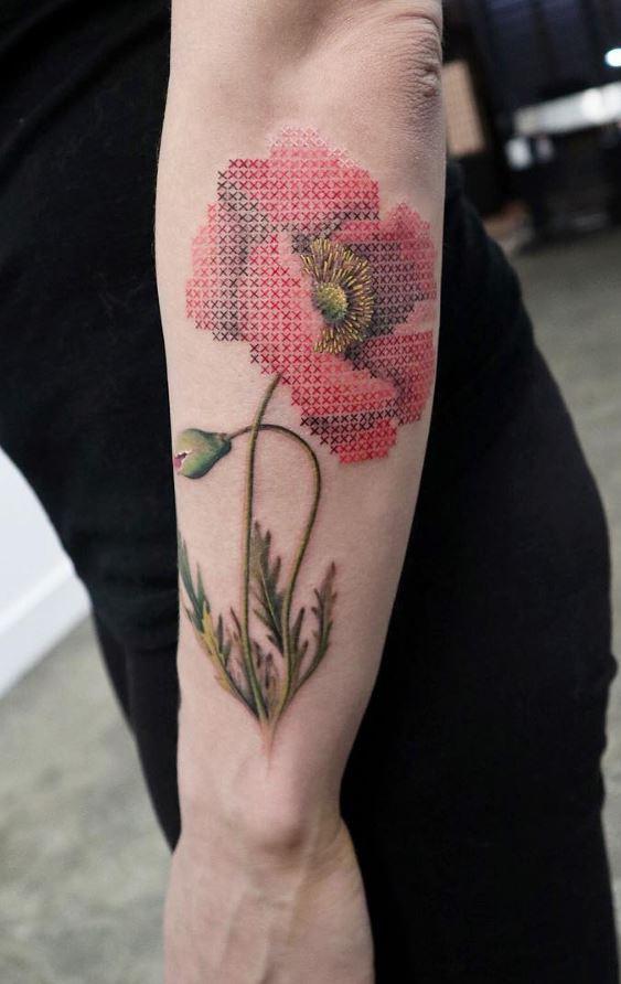1d9fe7821 100+ Awesome Tattoos by Amazing Artist Eva Krbdk - TheTatt