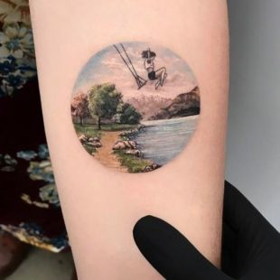 100+ Awesome Tattoos by Amazing Artist Eva Krbdk