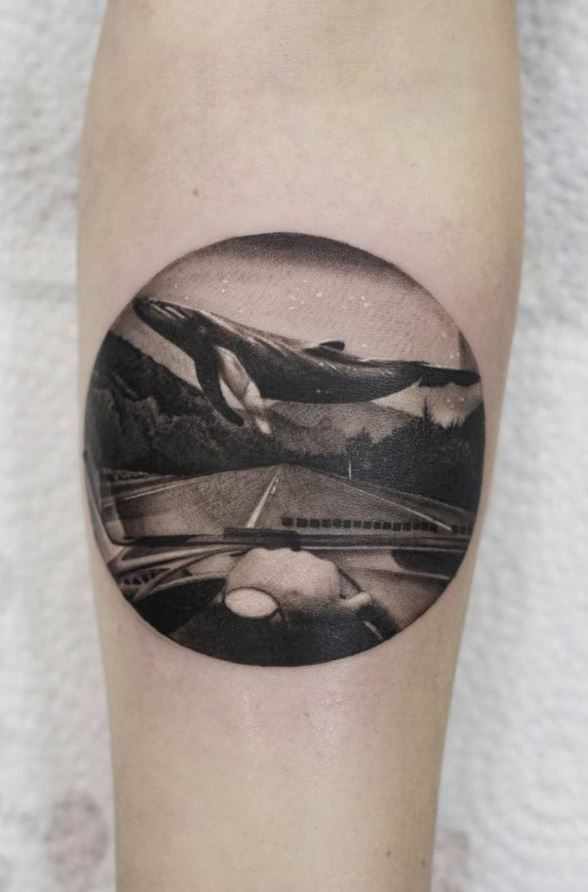 50 Awesome Tattoos by Denis Torikashvili Tidan