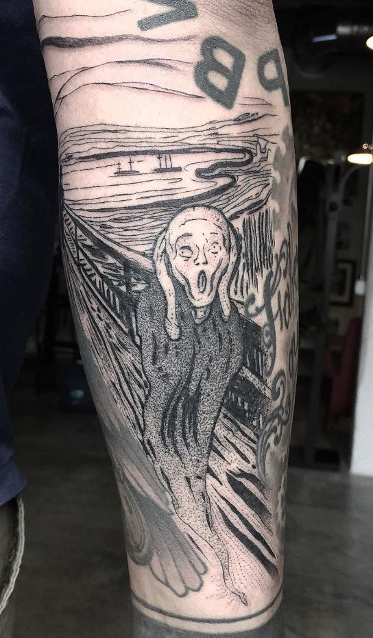 40 Best Black & Gray Tattoos Of All Time - TheTatt