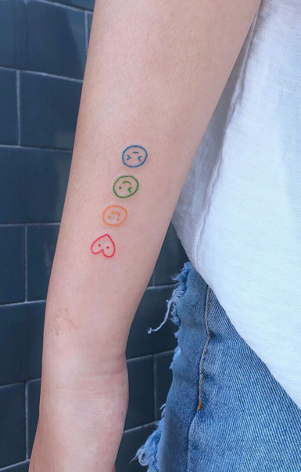 90 Super Cute Small Tattoo Ideas For Every Girl - TheTatt