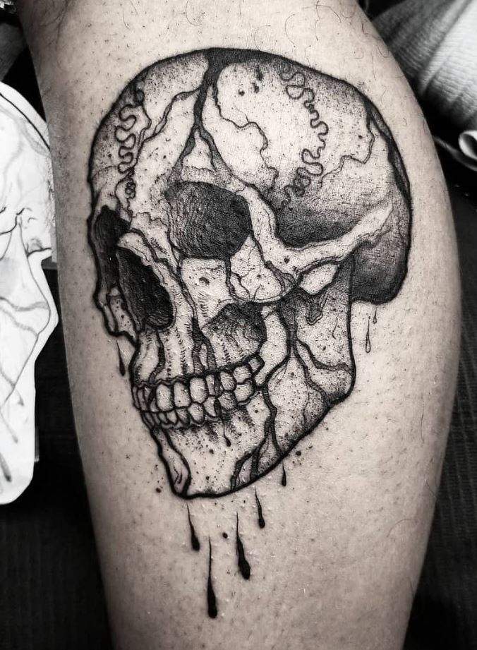 80 Spectacular Black and Grey Tattoo Designs