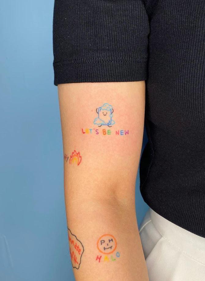 100 Most Beautiful And Impressive Small Tattoo Ideas
