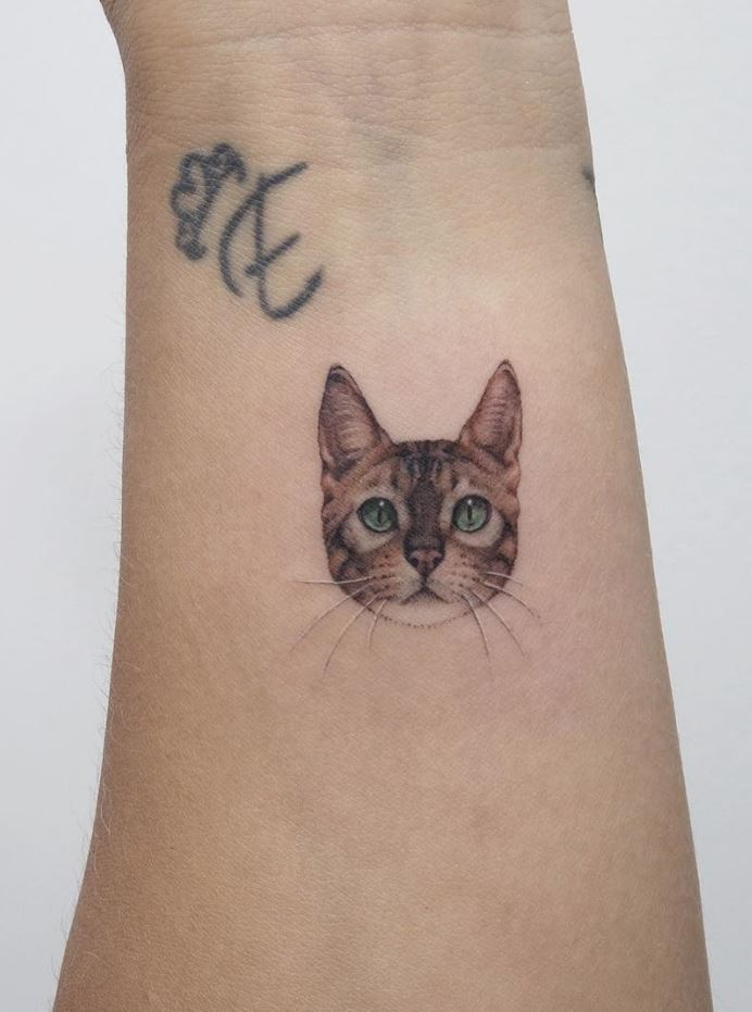 The Best Cat Tattoos Of All Time