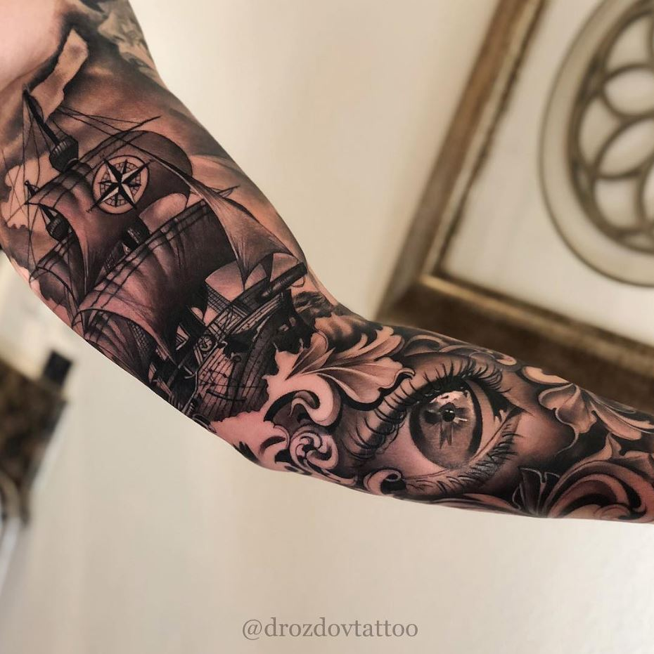 The Best Sleeve Tattoos Of All Time
