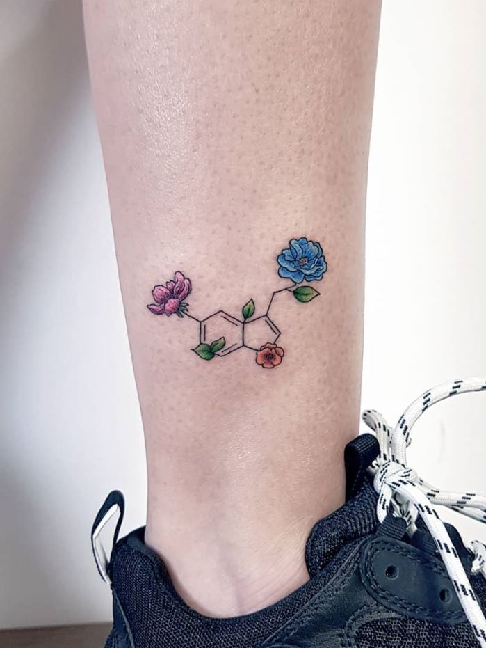The Best Small & Colorful Tattoos