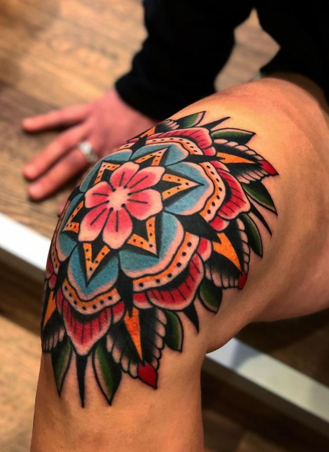 100 Best Traditional Tattoos Of All Time